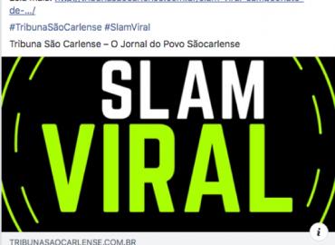 Slam Viral: campeonato de poesia online realiza edição internacional