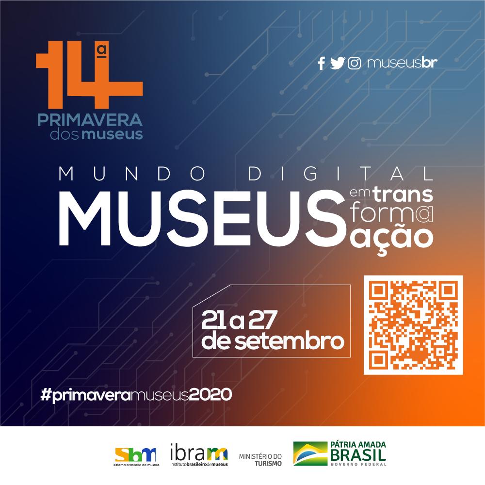 Centro Cultural Fundação CSN participa da 14ª Primavera dos museus