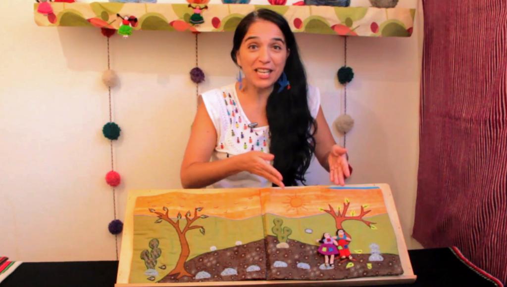Educativo | ACHIQUÉ contada por Rosana Reátegui