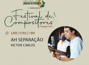 Festival de Compositores Papagoiaba – Victor Carlos