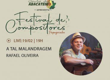 Festival Papagoiaba de Compositores – Rafael Oliveira