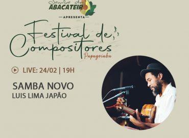 Festival Papagoiaba de Compositores – Luis Lima Japão