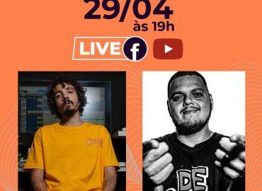 Live Musical com Ramiro Mart e Goribeatzz